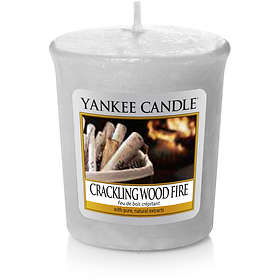 Yankee Candle Votives Crackling Wood Fire