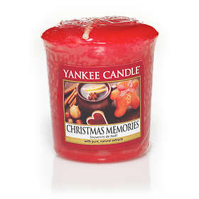 Yankee Candle Votives Christmas Memories