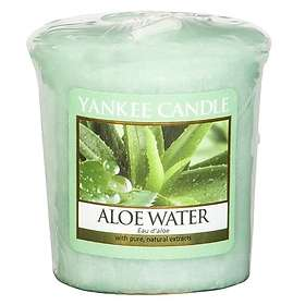 Yankee Candle Votives Aloe Water