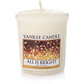 Yankee Candle Votives All Is Bright