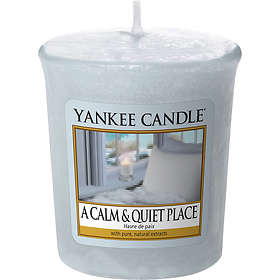 Yankee Candle Votives A Calm And Quiet Place