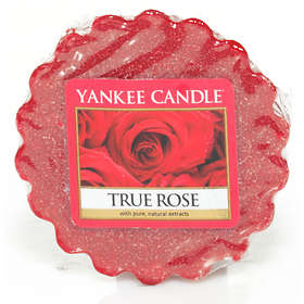 Yankee Candle Wax Melts True Rose