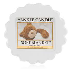 Yankee Candle Wax Melts Soft Blanket