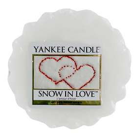 Yankee Candle Wax Melts Snow In Love
