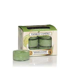 Yankee Candle Tea Vanilla Lime