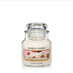 Yankee Candle Small Jar Strawberry/Buttercream
