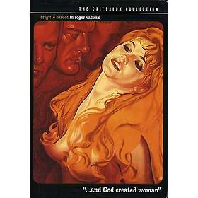 And God Created Woman - Criterion Collection (US)