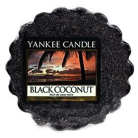 Yankee Candle Wax Melts Black Coconut