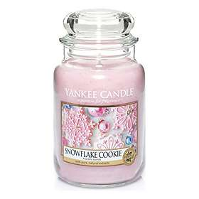 Yankee Candle Large Jar Snowflake Cookie