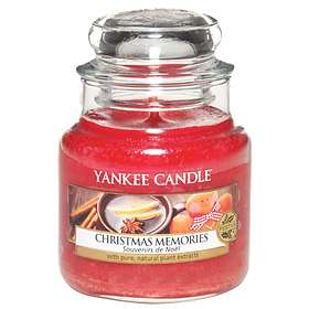 Yankee Candle Small Jar Christmas Memories