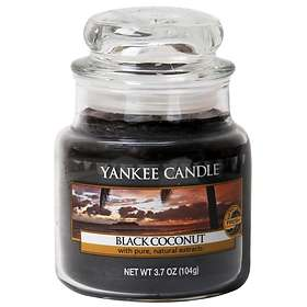 Yankee Candle Small Jar Black Coconut