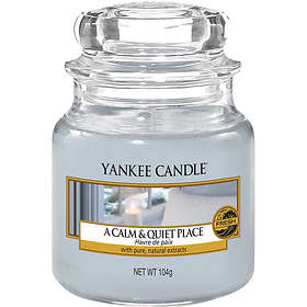 Yankee Candle Small Jar A Calm And Quiet Place