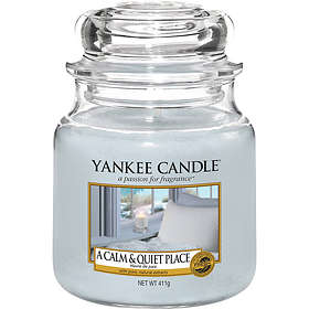 Yankee Candle Medium Jar A Calm And Quiet Place