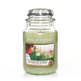 Yankee Candle Large Jar A Childs Wish