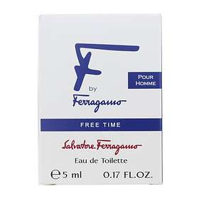 Salvatore Ferragamo F Free Time Pour Homme edt 5ml