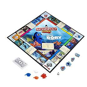 Monopoly Junior: Finding Dory
