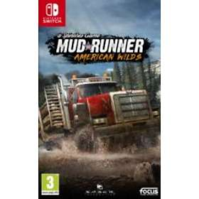 Spintires: MudRunner (Switch)