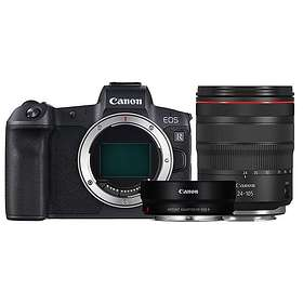 Canon EOS R + 24-105/4,0 L IS USM