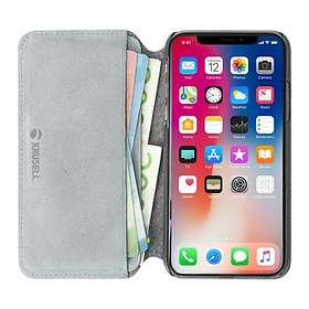 Krusell Broby 4 Card SlimWallet for iPhone XS Max