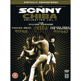 Sonny Chiba Collection - Volume 1