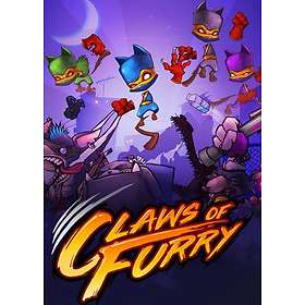 Claws of Furry (PC)