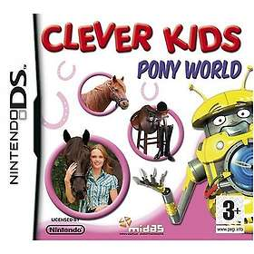 Clever Kids: Pony World (DS)
