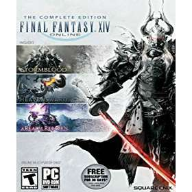 Final Fantasy XIV Online - Complete Edition (PS4)