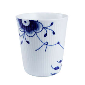 Royal Copenhagen Blue Fluted Mega Mugg 29cl