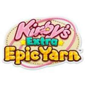 Kirby's Extra Epic Yarn (3DS)
