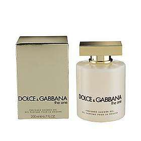 Dolce & Gabbana Rose The One Shower Gel 200ml