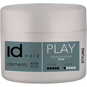 id Hair Elements Xclusive Play Tough Texture Wax 100ml