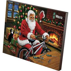 Wera Tools Advent Calendar 2018