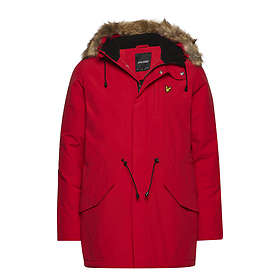 Lyle & Scott Winter Weight Micro Fleece Parka (Men's)