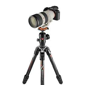 Manfrotto Befree GT Carbon for Sony Alpha