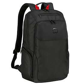 Delsey Parvis Plus 2 Cpts Backpack 17.3""