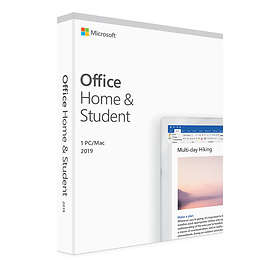 Microsoft Office Home & Student 2019 Nor (PKC)