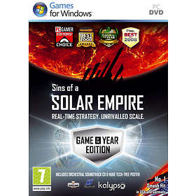 Sins of a Solar Empire - Game of the Year Edition (PC)
