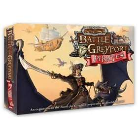 The Red Dragon Inn: Battle for Greyport Pirates (exp.)