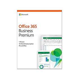 Microsoft Office 365 Business Premium Eng