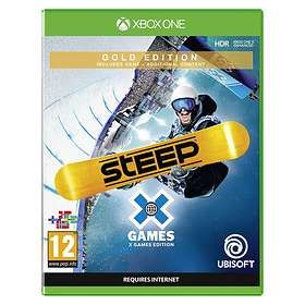 Steep: X Games - Gold Edition (Xbox One   Series X/S)