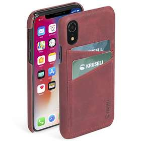 Krusell Sunne 2 Card Cover for iPhone XR