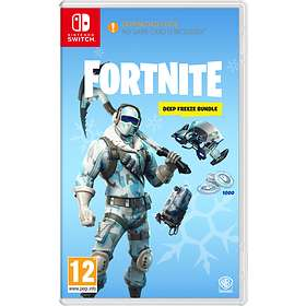Fortnite - Deep Freeze Bundle (Switch)
