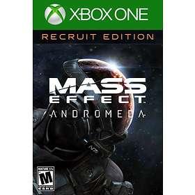 Mass Effect: Andromeda - Standard Recruit Edition (Xbox One   Series X/S)