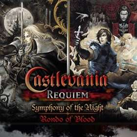 Castlevania Requiem: Symphony of the Night & Rondo of Blood (PS4)