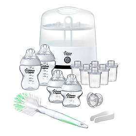 Tommee Tippee Closer To Nature Electric Steam Steriliser Kit