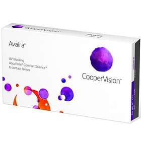 CooperVision Avaira (6-pack)