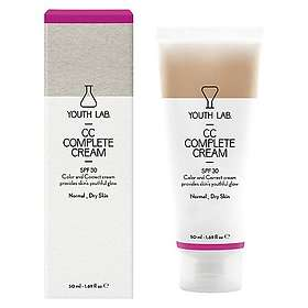 Youth Lab CC Complete Cream Normal/Dry Skin SPF30 50ml