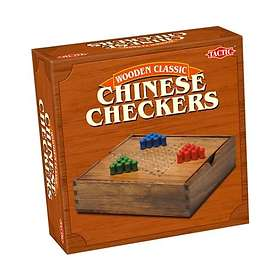 Wooden Classic: Chinese Chequers