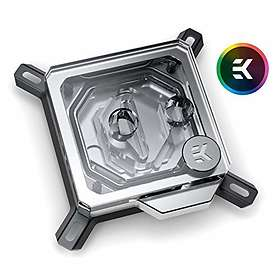 EK Waterblocks EK-Velocity RGB - Nickel + Plexi