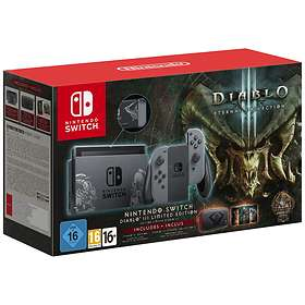 Nintendo Switch (+ Diablo III)